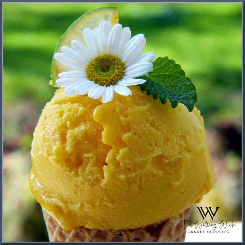Orange Vanilla Ice Cream Fragrance Oil